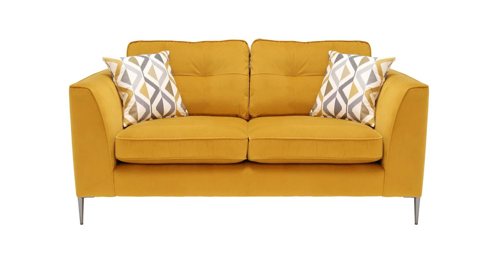 Whitemeadow Lorenzo Small Sofa   The Uk'S Lowest Prices Intended For Small Sofas And Chairs (View 2 of 15)