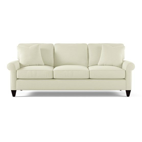 Wilton Skirtless Sofa In 2020   Sofa, Stylish Furniture For Wilton Fabric Sectional Sofas (View 13 of 15)