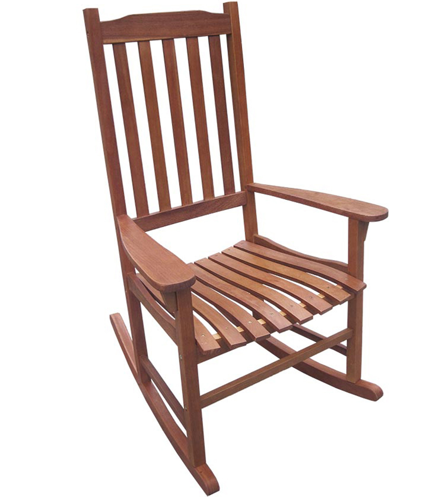 Wooden Rocking Chair In Rocking Chairs With Rocking Sofa Chairs (View 14 of 15)