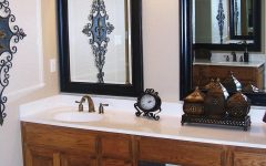 Small Bathroom Vanity Mirrors