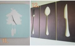 Large Utensil Wall Art