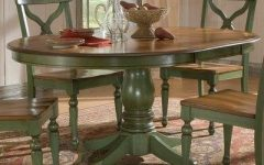 Green Dining Tables