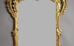 French Rococo Mirror