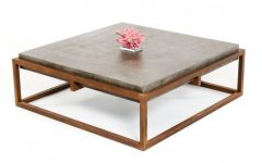 Rectangular Barbox Coffee Tables