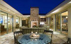 2013 Luxurious Courtyard Design Ideas