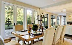 2014 Cozy European Dining Room Design