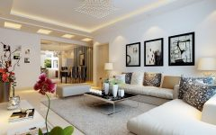 2014 Modern Living Room Wall Decor