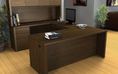 2014 Modular Executive Home Office Furniture