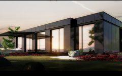 2014 Ultra Modern Prefab Home Plans