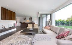 2015 Minimalist Living Room Large Interior Design