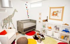 Baby Bedroom and Nursery Furniture Ideas