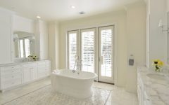 Classic Bathroom Interior Design in Elegant Look
