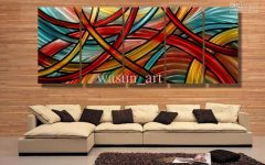 Abstract Art Wall Hangings