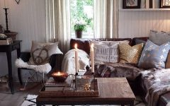 Brown Sofa Decors