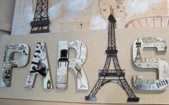 Parisian Wall Art