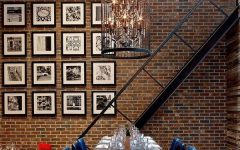Hanging Wall Art for Brick Wall