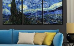 Vincent Van Gogh Multi-Piece Wall Art