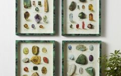 Gemstone Wall Art