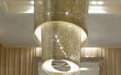 Contemporary Large Chandeliers