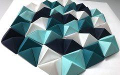3D Triangle Wall Art
