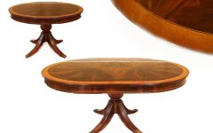 Monogram 48'' Solid Oak Pedestal Dining Tables