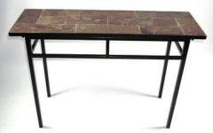 Slate Sofa Tables