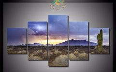 Arizona Canvas Wall Art
