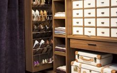 Wardrobe Shoe Storages