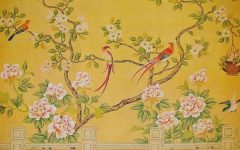 Chinoiserie Wall Art
