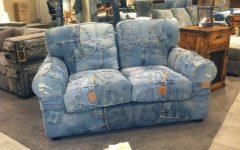 Blue Jean Sofas