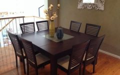 Dining Tables for Eight
