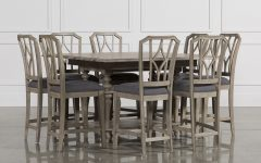 Caira 9 Piece Extension Dining Sets