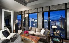 Art Deco Living Room Decor for Modern Apartment