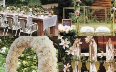 Backyard Cheap Wedding Reception Ideas