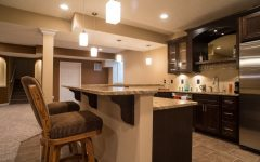 Basement Lighting Ideas for Kitchen Remodel