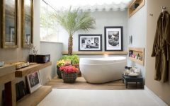 Bathroom Interior for Tropical Homes