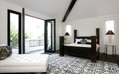Beautiful Black White Bedroom Design Ideas