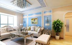 Beautiful European Style Living Room 2014
