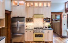 Beauty Kitchen Lighting in Cabinet