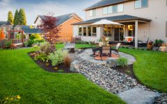 Natural Stone Yard and Landscape Rocks
