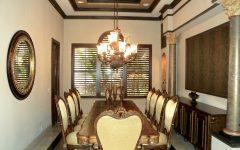 Best European Style Dining Room Luxury Design