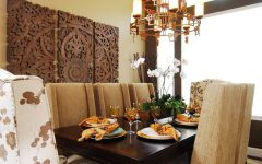 Best Wooden Wall Ornament for Dining Room