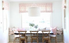 Charming Banquette Breakfast Nook
