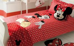 Children Bedroom Mickey Mouse Interior Theme