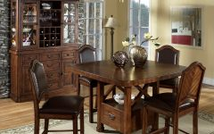 Contemporary Dining Room Sets With China Cabinet