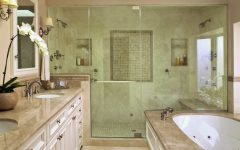 Green-Themed Bathroom Ideas