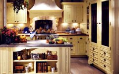 Gorgeous Country Kitchen Architecture