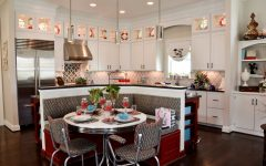 Classic Dining Room and Kitchen Furniture and Cabinets Ideas