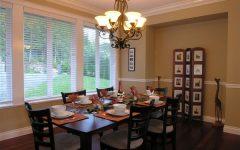 Classic Elegant Dining Lighting Ideas