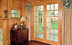Why Wood French Door ?